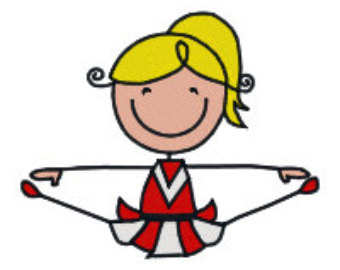 Person etsy buy get. Cheer clipart stick figure