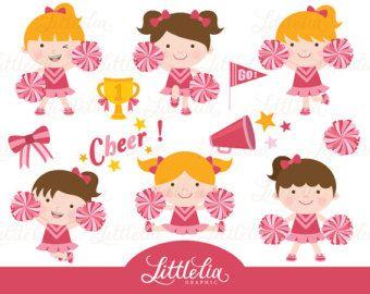 best cheerleaders images. Cheer clipart child