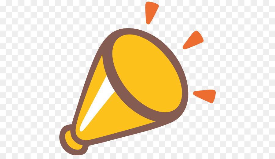 Cheerleading emoticon cheering clip. Megaphone clipart emoji