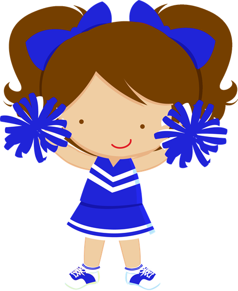 collection of cheerleader. Cheer clipart clothes