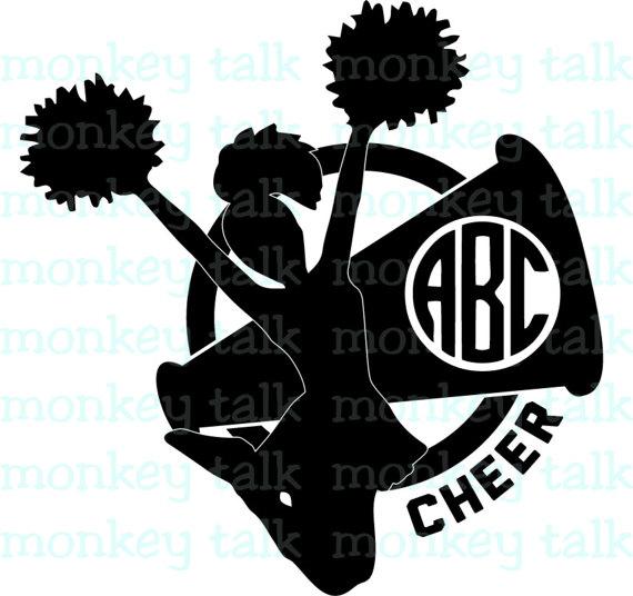 Cheerleader Clipart Svg Cheerleader Svg Transparent Free For