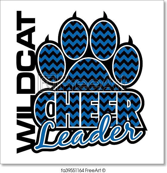 Wildcat clipart cheer. X free clip art