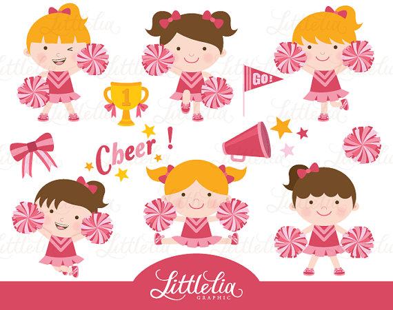Cheers clipart. Cheerleader dance