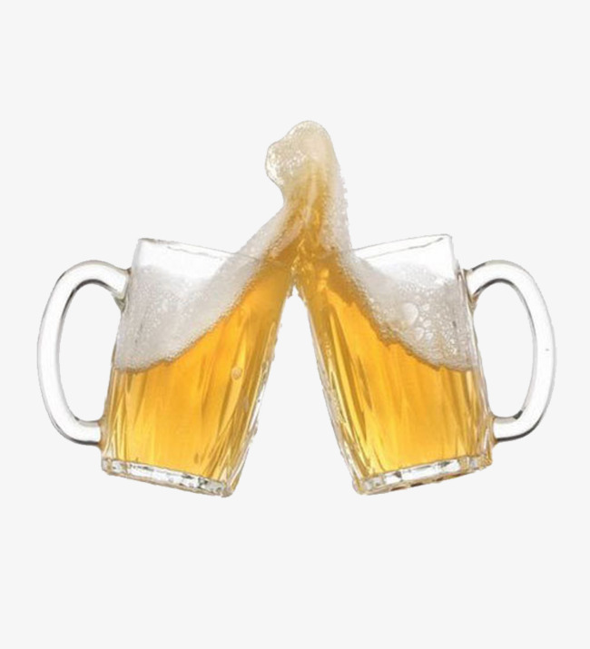 Clink year end party. Cheers clipart beer mug