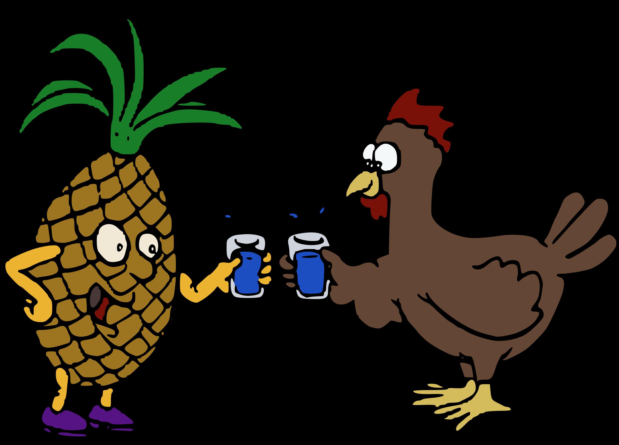 Pineapple basic