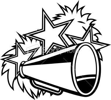 best camp tshirt. Cheer clipart megaphone