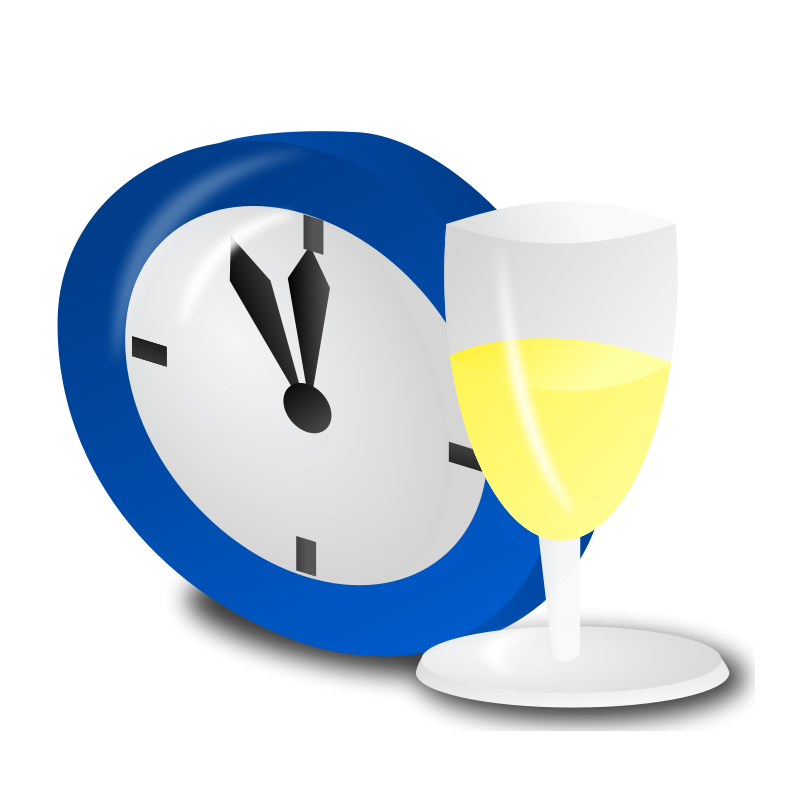 Cheers clipart new years eve. Year s images to