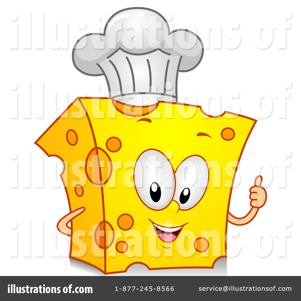 Illustration by bnp design. Cheese clipart