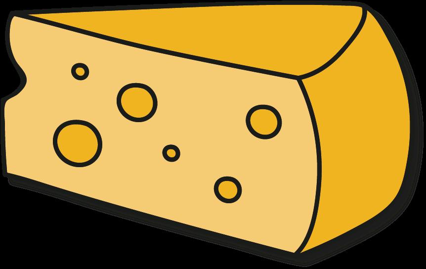 Hd cartoon png transparent. Cheese clipart