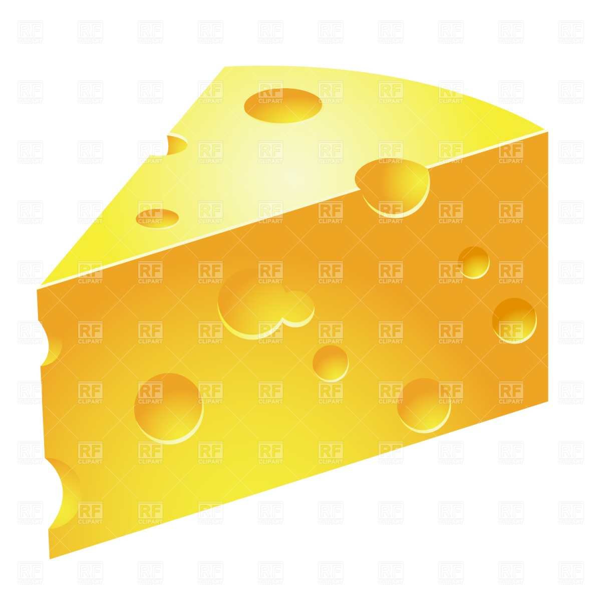 Cliparts slice free. Cheese clipart border