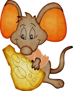 Cheese clipart cartoon. Mouse with mice pinterest