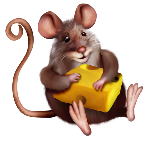 Cheese clipart cartoon. Mouse with gallery yopriceville