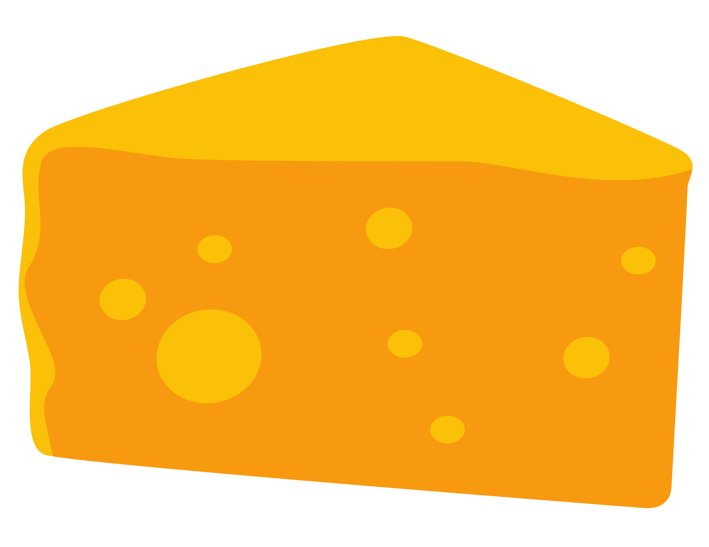 Cheese clipart cheddar. Slice big image png