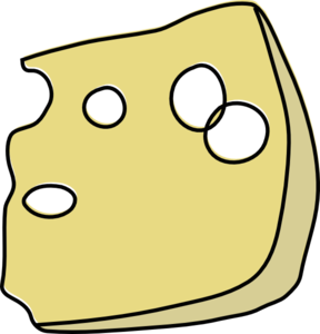 Cheese clipart cheddar. Clip art at clker