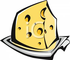 Clip art image a. Cheese clipart cheddar