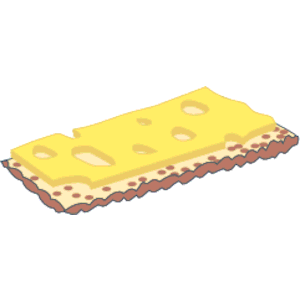 Crackers cliparts of free. Cheese clipart cheese cracker