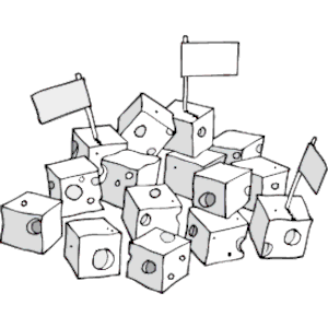 Cheese clipart cheese cube. Cubes cliparts of free
