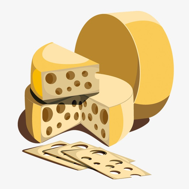 Slice the into cubes. Cheese clipart cheese cube