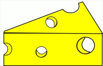 . Cheese clipart cheese wedge