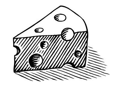 Cheese clipart drawing. At getdrawings com free