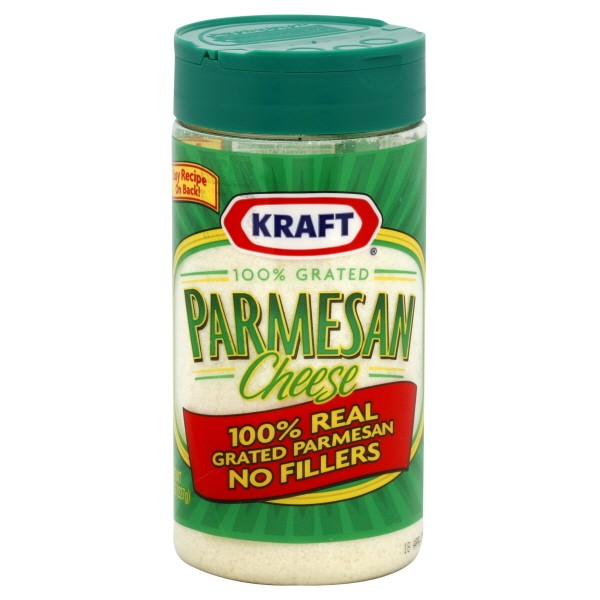 Kraft parmesan . Cheese clipart grated cheese