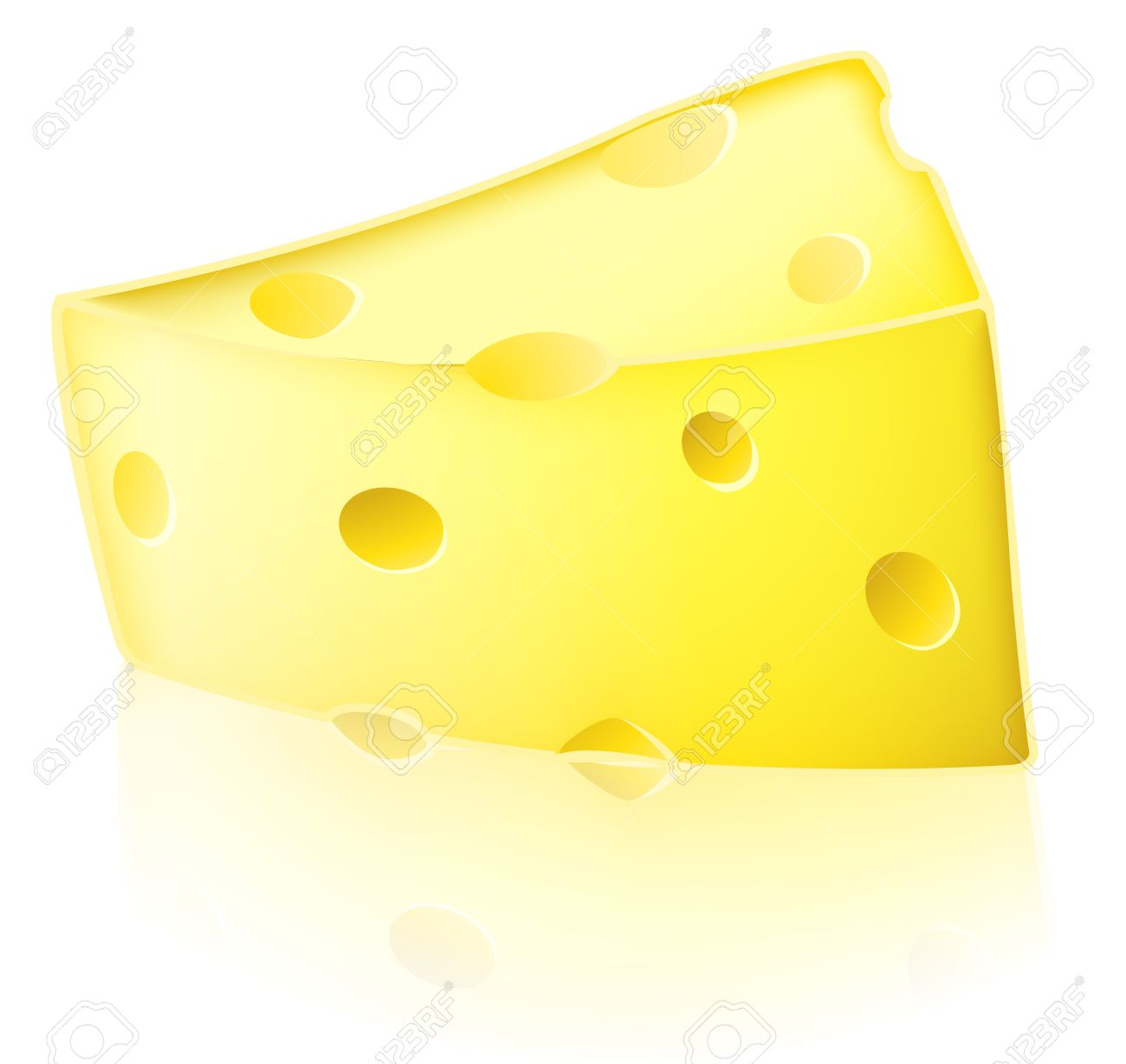 Cheese clipart illustration.  collection of no