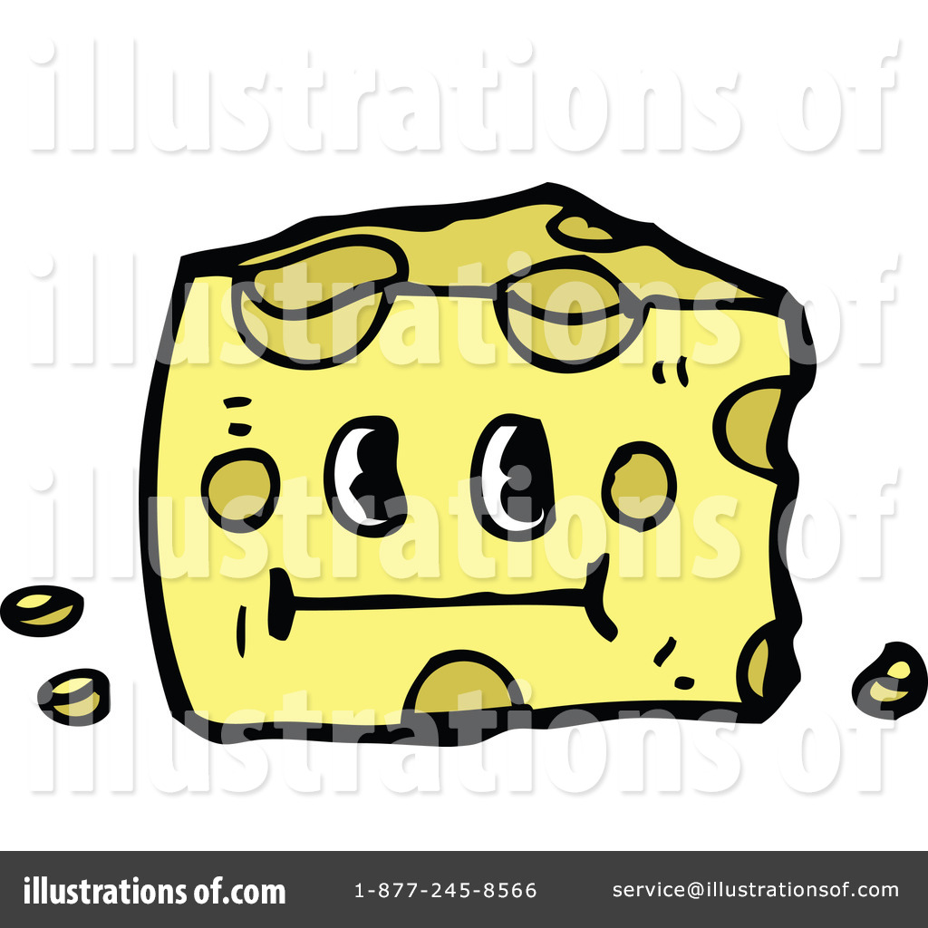 Swiss by lineartestpilot royaltyfree. Cheese clipart illustration