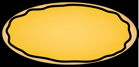 Cheese pizza pie