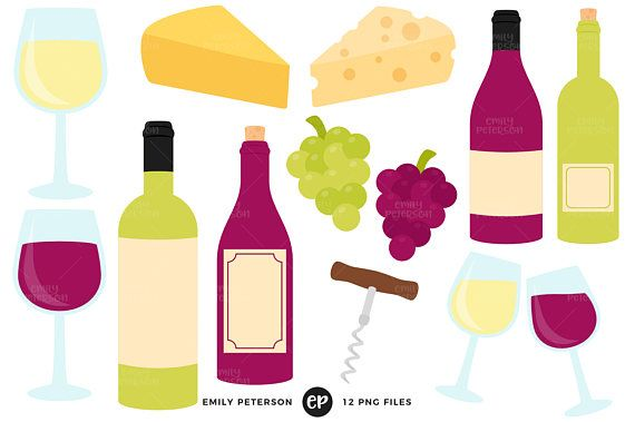 Cheese clipart printable.  cent sale wine