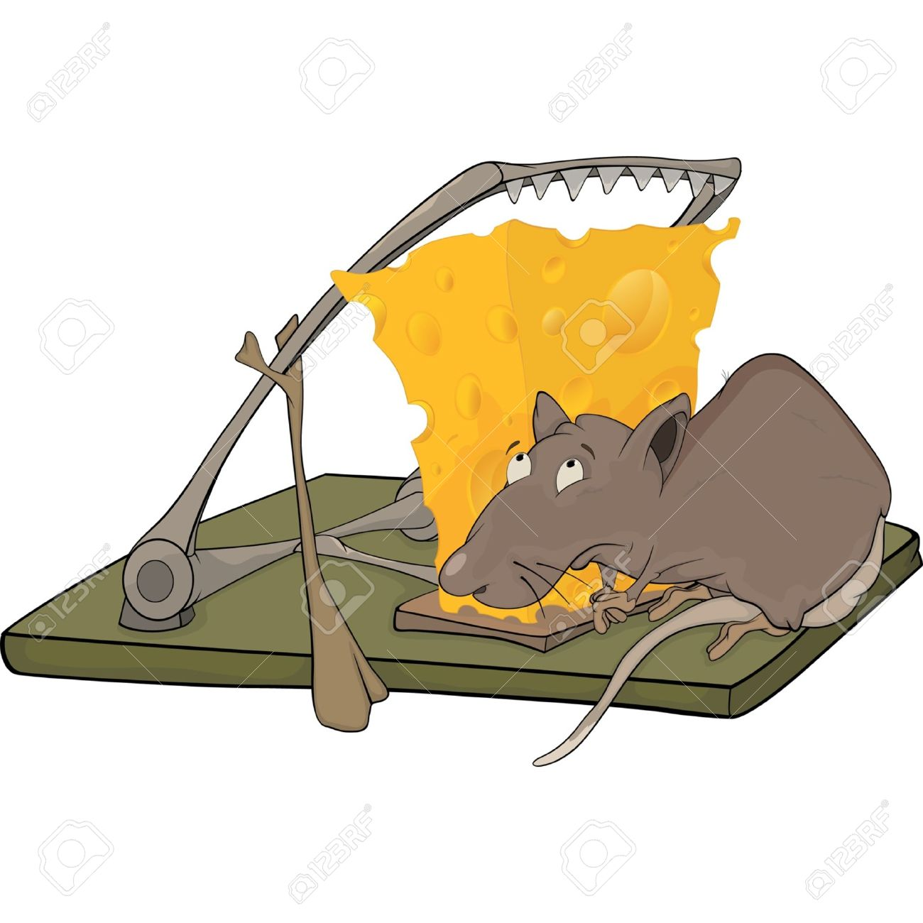 Rat clipart trap.  collection of high