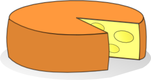 Clip art at clker. Cheese clipart shredded cheese
