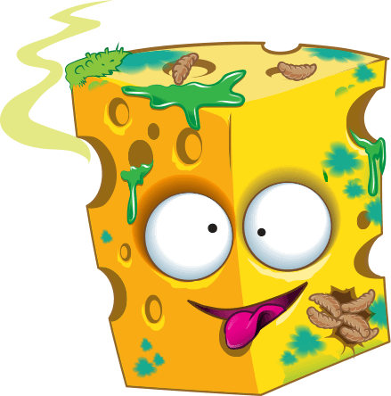 Cheese clipart stinky. Image alt png the