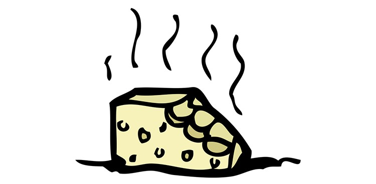 Culture the word on. Cheese clipart stinky