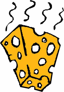 Free images at clker. Cheese clipart stinky
