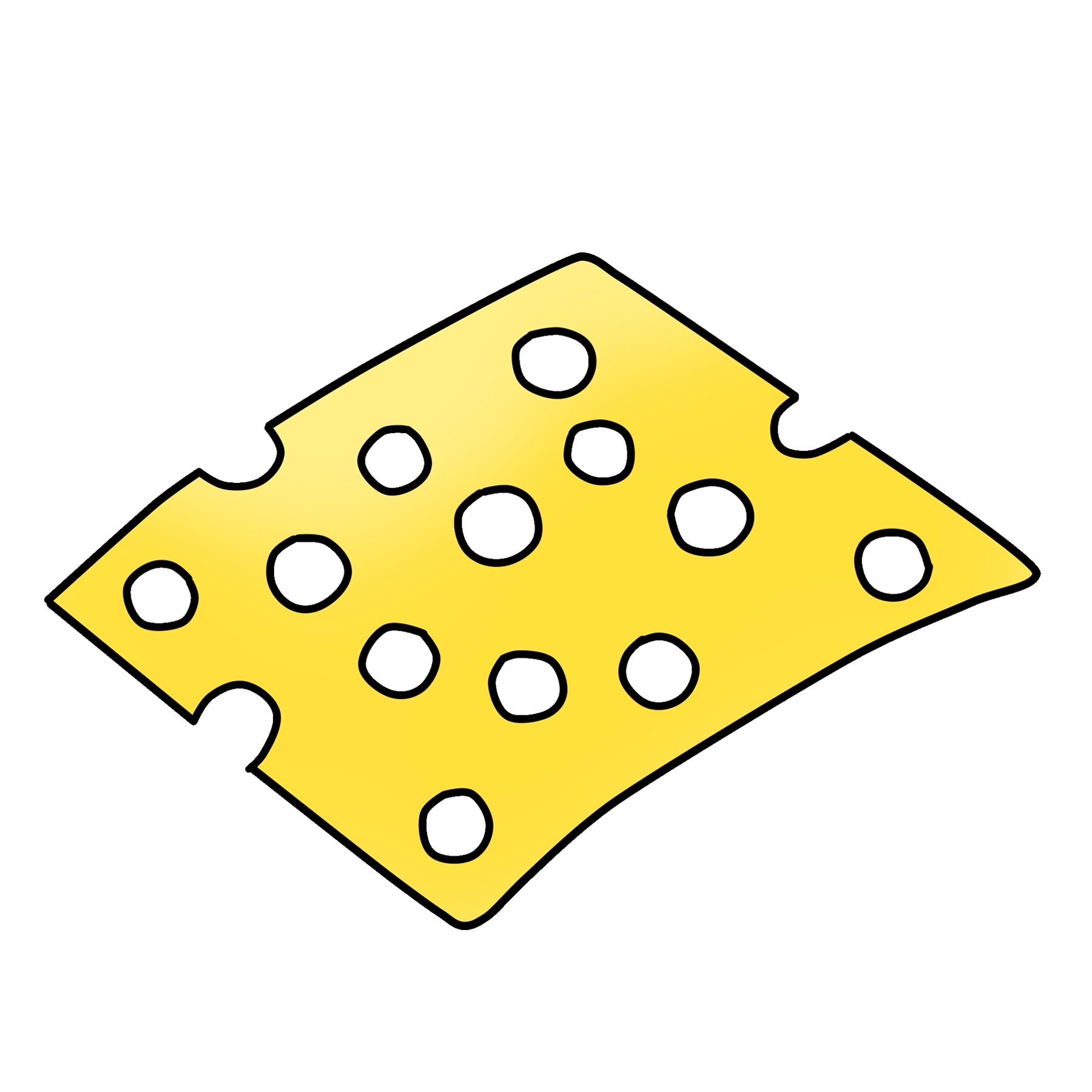 Cheese clipart swiss cheese. Download graphic school