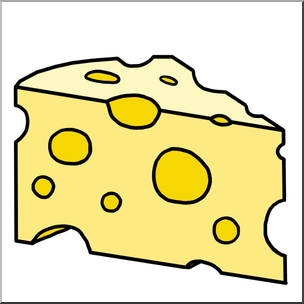 Clip art color i. Cheese clipart swiss cheese