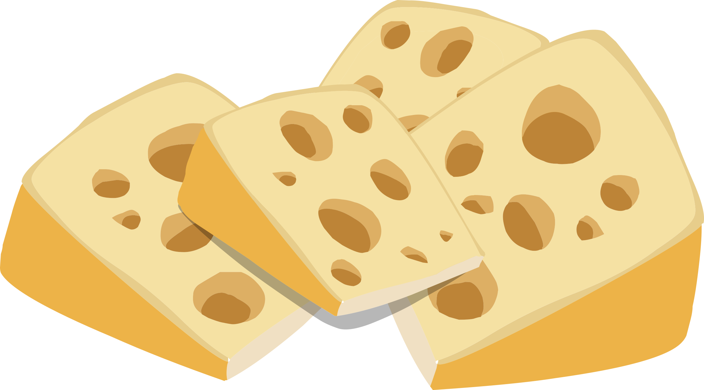 Cheese clipart transparent background. Food icons png free
