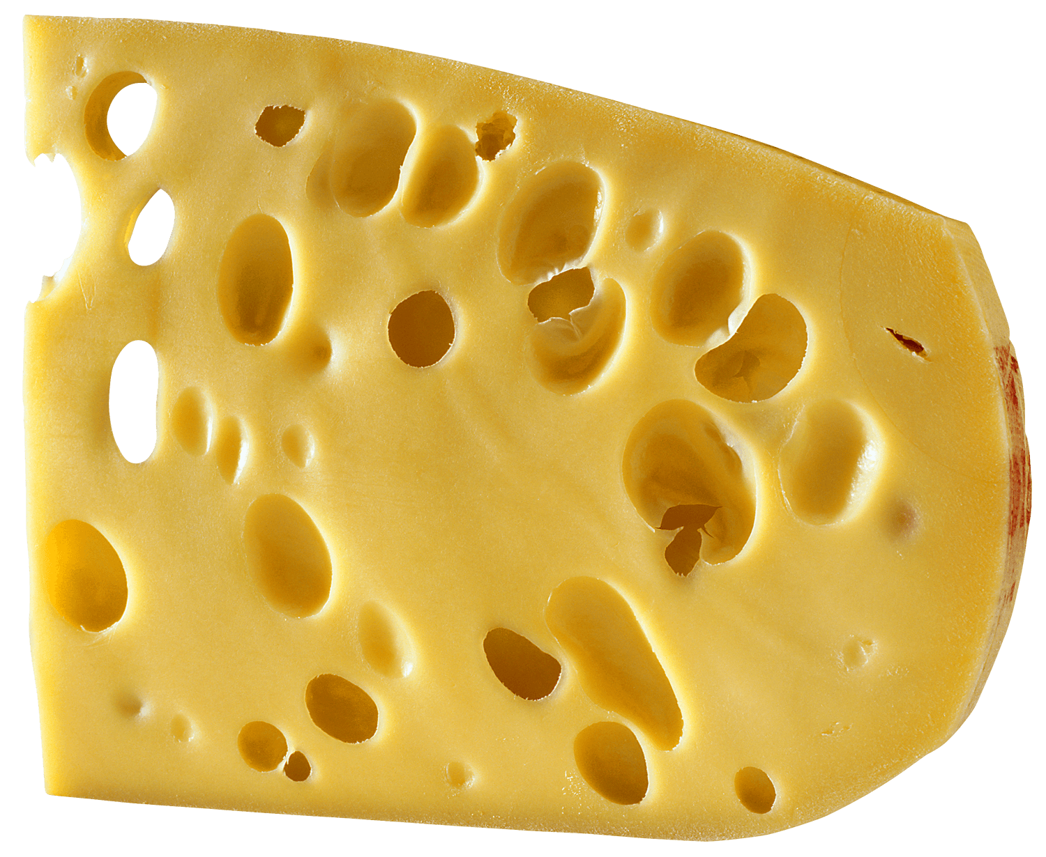 Gruyere photo slice png. Cheese clipart transparent background