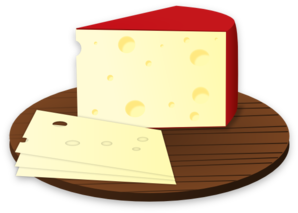 Cheese clipart vector. Free clip art for