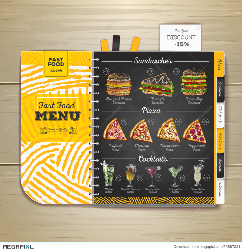 Cheese clipart vintage. Chalk drawing fast food