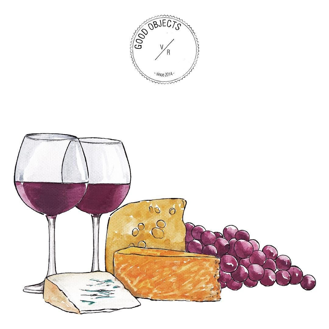 Cheese clipart winery. Good objects today we