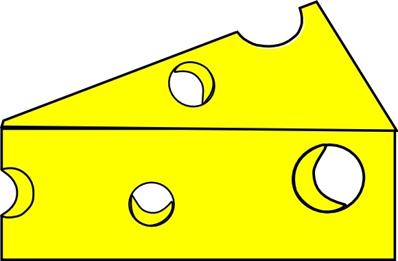 Clip art free vector. Cheese clipart yellow cheese