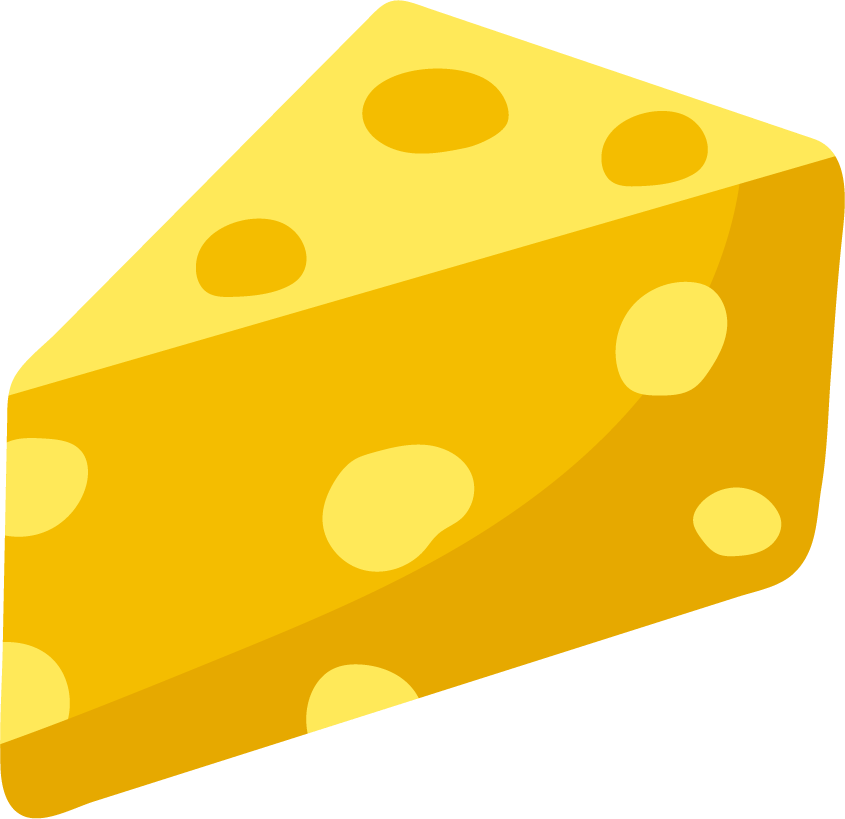 American vector png download. Cheese clipart yellow cheese