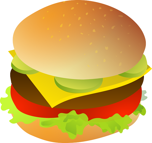 Cheeseburger clipart animated. Comm portfolio looking higher