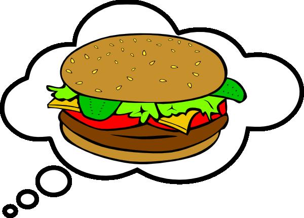 Hamburger . Cheeseburger clipart animated
