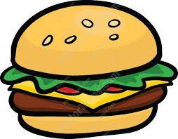 Cheeseburger clipart animated.  best immagini cibo