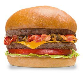Flippin good burgers and. Cheeseburger clipart bacon cheeseburger
