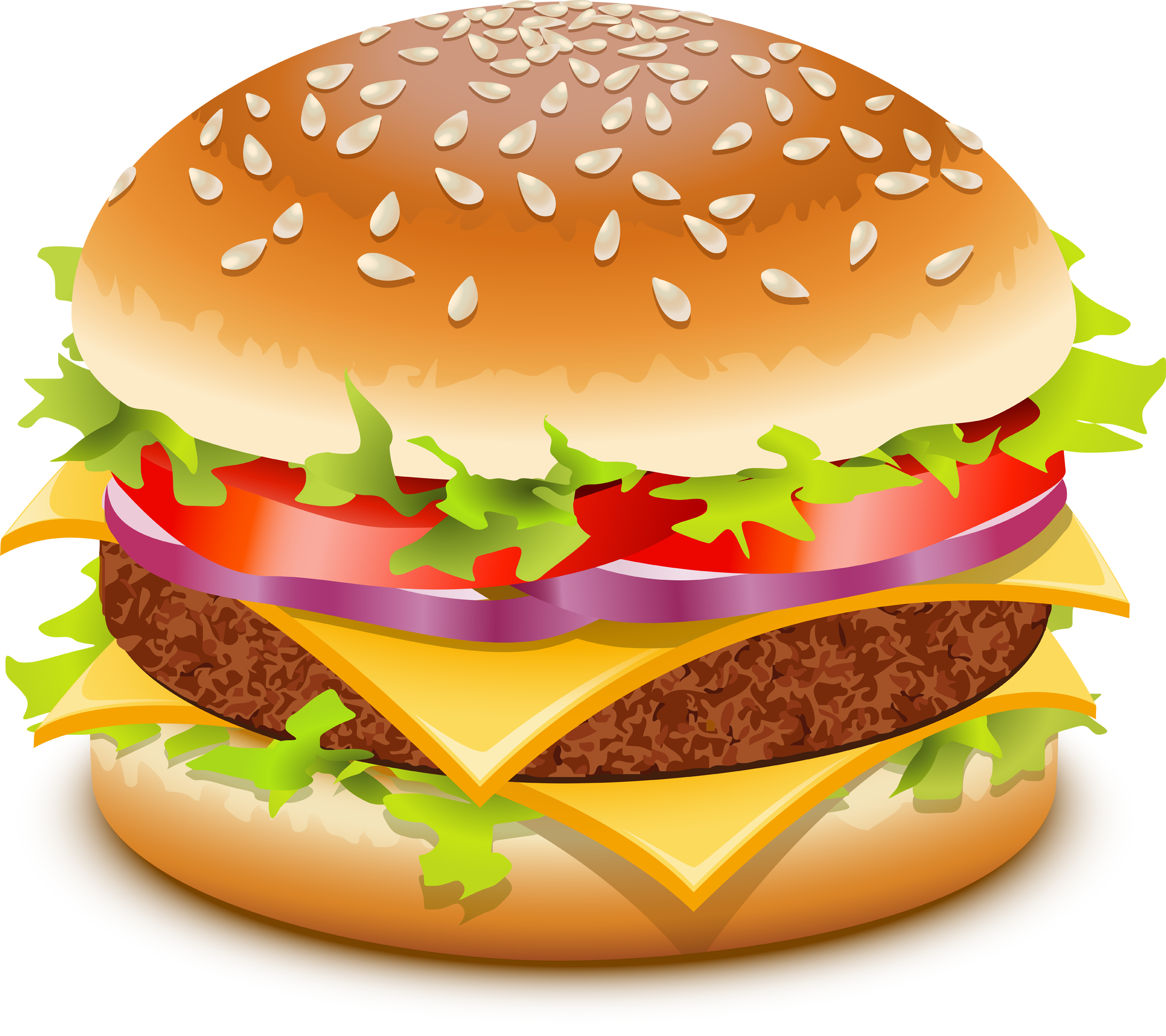 Clipart chicken sandwhich. Free clip art collection