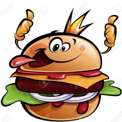 Cheeseburger clipart berger. King papa cornio twitter