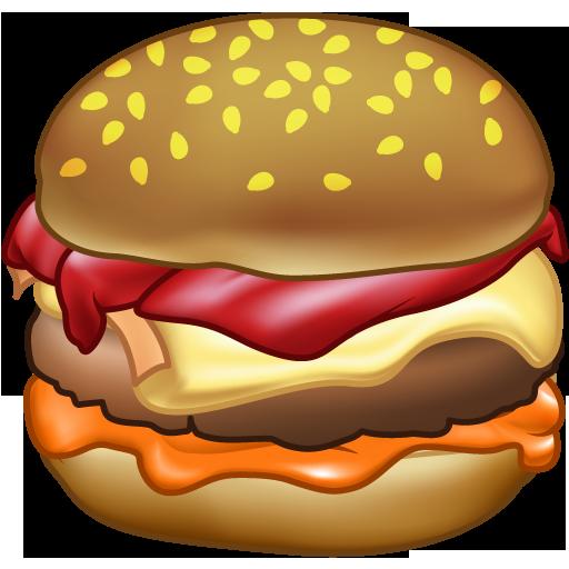 Burger big fernand apps. Cheeseburger clipart berger